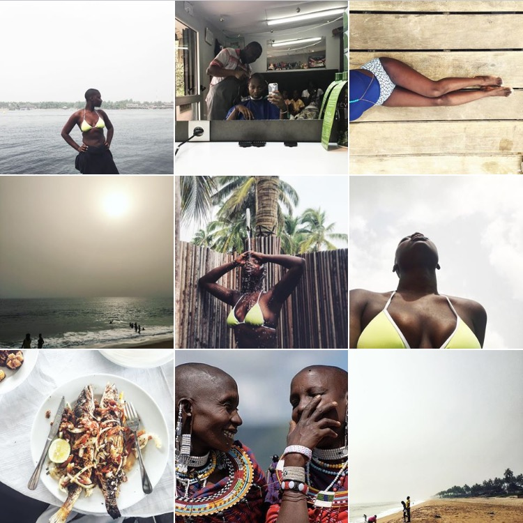 journey to the motherland photo essay of abidjan  image
